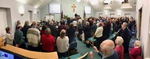 Basingstoke Christians Commit to Unity in Mission
