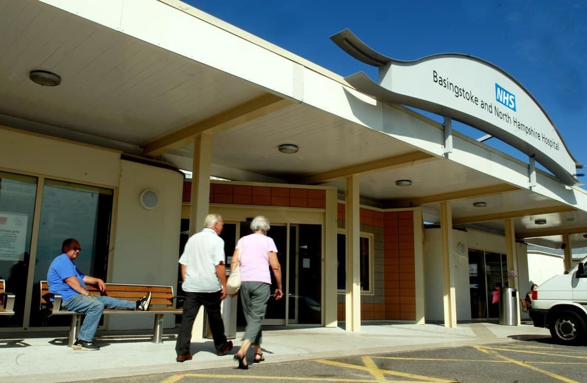basingstoke hospital chaplaincy