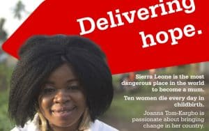 Delivering Hope: A Christian Aid Presentation Coming to Basingstoke