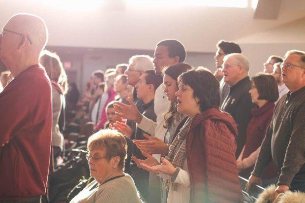 OneChurch Basingstoke Gathers for Prayer