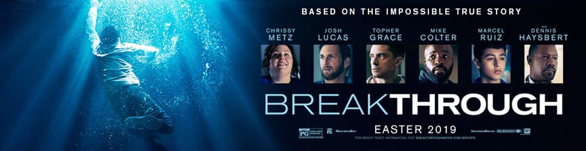 christian film breakthrough senior screen