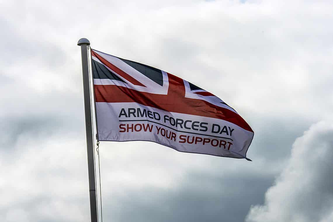 basingstoke armed forces day 2019