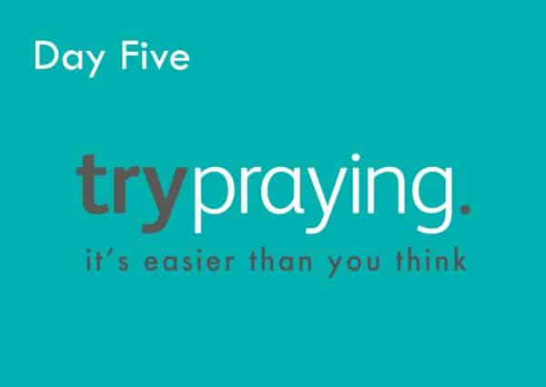 Trypraying Day 5: For Freedom!