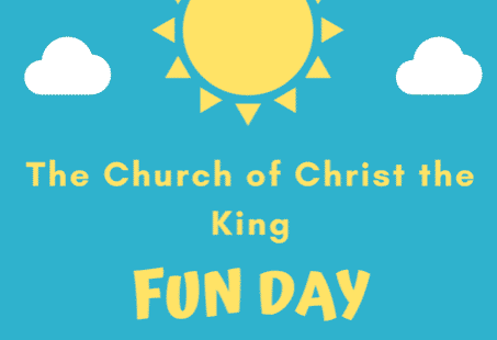 Christ the King Church Basingstoke Fun Day 2019